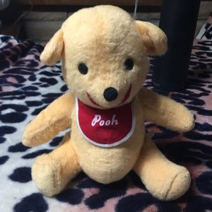Vintage 1980s Winnie Pooh bear collectors item
